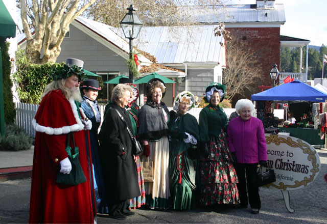 Nevada City Victorian Christmas.It S A Victorian Christmas Nevada And Yuba Counties Real